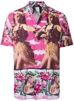 No.21 Hawaiian print shirt - men - Cotton - L