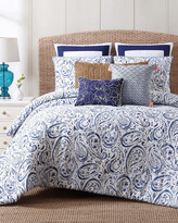 Oceanfront Resort Indienne Paisley Duvet Set