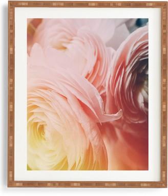 Deny Designs Floral Child Framed Wall Art