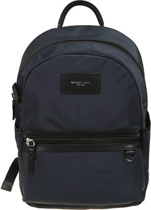 Michael Kors Logo Patched Classic Backpack