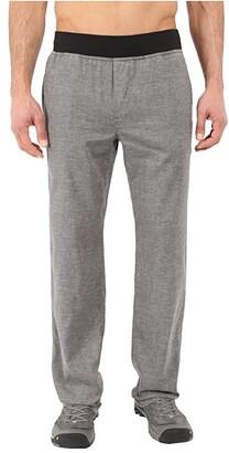 Prana Vaha Pants (Black) Men's Casual Pants