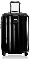 Tumi 'V3' International 4 Wheel Carry-On - Black