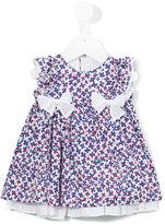 Il Gufo floral print dress - kids - Cotton/Spandex/Elastane - 9 mth