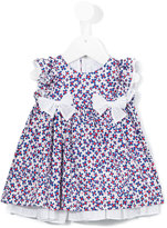 Il Gufo floral print dress