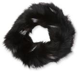 Adrienne Landau Fox Fur Cowl