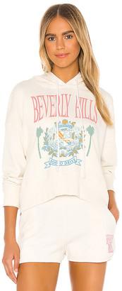 Daydreamer x REVOLVE Beverly Hills Shrunken Hoodie