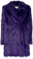 MICHAEL Michael Kors oversized faux fur coat