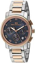 Oceanaut Women's 'Riviera' Quartz Stainless Steel Casual Watch, Color:Two Tone (Model: OC0638)