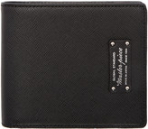 Master-piece Co Black Bifold Wallet