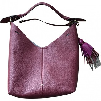 Anya Hindmarch Purple Leather Handbags
