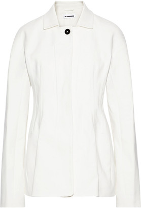 Jil Sander Cotton-blend Drill Jacket
