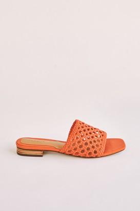 Jaggar WOVE FLAT orange