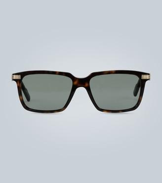 Cartier Eyewear Collection Tortoiseshell sunglasses