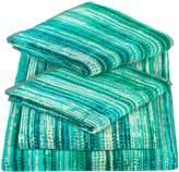 Elaiva Green Grass Bath Towels 5 Pieces Set