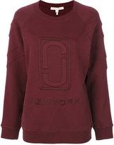 Marc Jacobs Woven double J sweatshirt