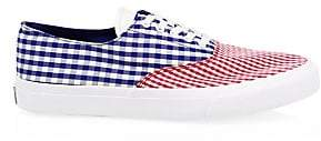 Sperry Men's Cloud CVO Two-Tone Gingham Sneakers