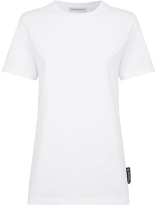 Moncler Cotton Logo T-Shirt