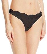 Calvin Klein Women's Grace Thong Panty