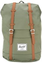 Herschel buckle strap backpack