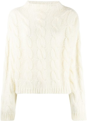 Roseanna Cable Knit Jumper