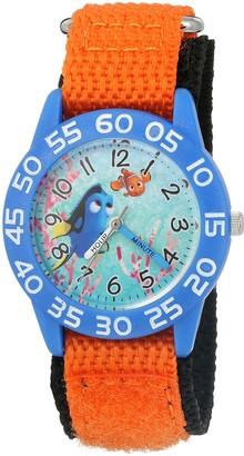 Disney Boy's 'Finding Dory' Quartz Plastic and Nylon Watch