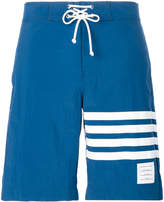 Thom Browne 4 bars swim shorts