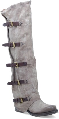 A.S.98 Shaylynn Over the Knee Boot