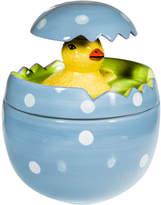Home Essentials Rik Rak Egg Cookie Jar