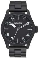 Nixon 'Safari' Bracelet Watch, 43Mm