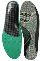 Sof Sole Fit Series Neutral Arch Insole (Black/Green) Women's Insoles Accessories Shoes