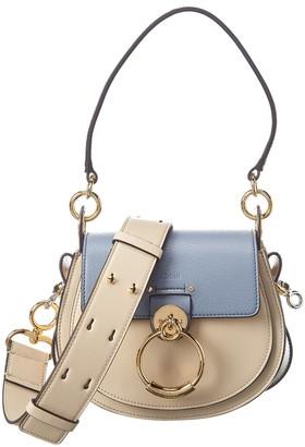 Chloé Tess Small Leather Shoulder Bag