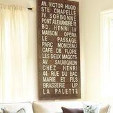 Paris Places Print
