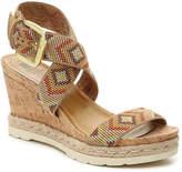 White Mountain Women's Pearl Wedge Sandal