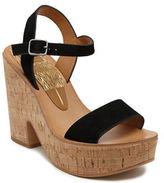 Dolce Vita Randi Suede Platform Sandals