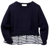 Kate Spade Tunic Sweater (Toddler & Little Girls)