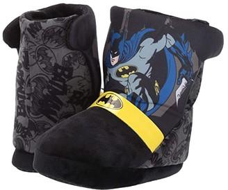 Favorite Characters Batmantm Slipper Boot BMF251 (Toddler/Little Kid) (Black) Boy's Shoes