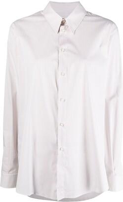 Andamane Oversized Striped Shirt