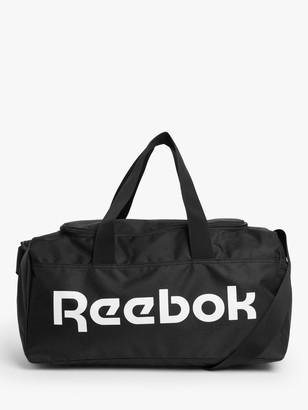 Reebok Active Core Small Grip Duffle Bag, Black
