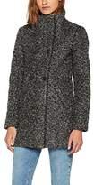 Only Women's Onlsophia Noma Wool CC OTW Coat,36 (Manufacturer Size: )