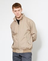 Fred Perry Made In England Harrington Jacket Stone
