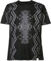 White Mountaineering 'Inersia' T-shirt - men - Cotton - 1