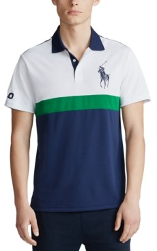 Polo Ralph Lauren Men's Big & Tall Performance Pique Polo Shirt