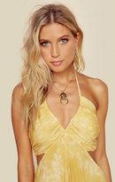 Vanessa Mooney the vixen necklace