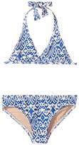 Toobydoo Indie Blue Bikini (Infant/Little Kids/Big Kids)
