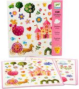 Djeco NEW Princess Stickers