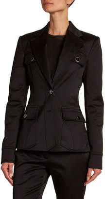 Tom Ford Cotton Safari-Style Jacket