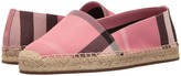Burberry Hodgeson Women's Slip on Shoes