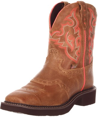"""Justin Boots Women's Gypsy Collection 8"""" Soft Toe"""