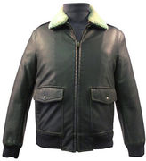 Dockers Insulated Faux Leather Jacket