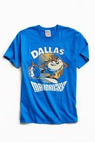 Junk Food Clothing Looney Tunes Dallas Mavericks Tee